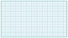 Millimeter Paper Vector. Blue....