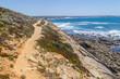 Trail in the Cliffs on the beach, Vila Nova de Milfontes