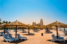 Dubai. Heavenly Oasis In Ras A...