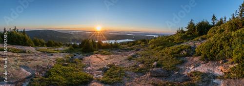 Photo Cadillac Mountain Sunset