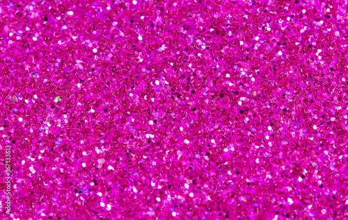 Fotografiet  Hot pink abstract background