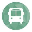 Polygon Icon Autobus