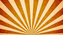 Sun Burst Retro Background