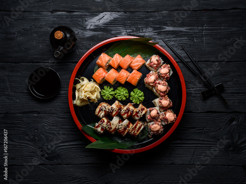 Japanese cuisine Wallpaper Mural