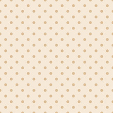 Polka Dot Seamless Pattern. Do...