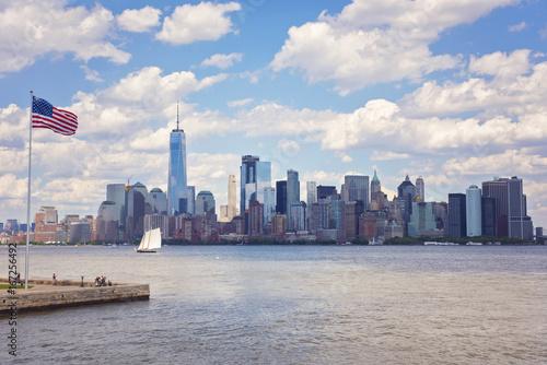 Fototapeta Skyline NYC