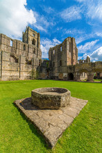 Fountains Abbey In North Yorks...
