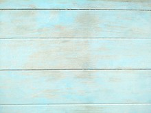 Blue Pastel Wood For Background