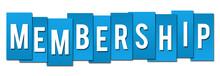 Membership Blue Stripes