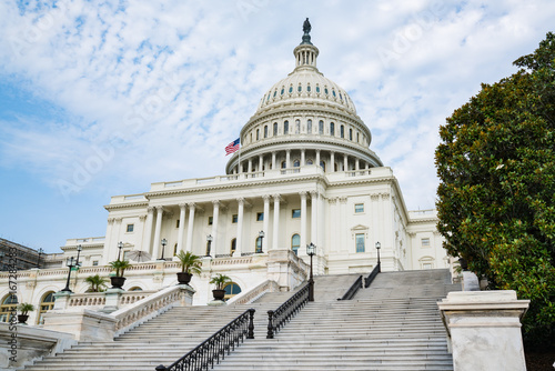 Fotografia, Obraz  United States Capitol Building