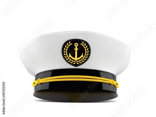 Cuadros en Lienzo Captain's hat