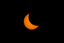 Partial Solar Eclipse On March...