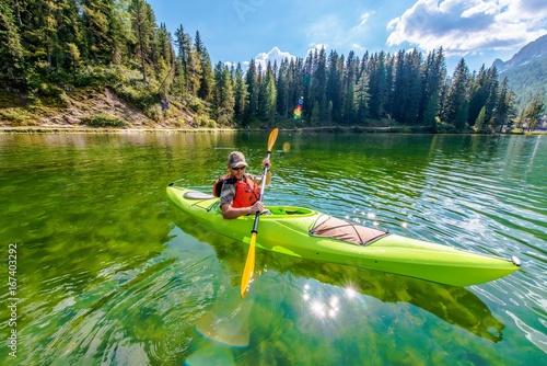 Valokuva  Shallow Lake Kayak Tour