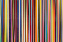 Vertical Stripes Of Various Co...