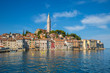 Panorama von Rovinj, Kroatien, Istrien