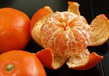 Oranges Peeled,mandarin Oranges,new Year