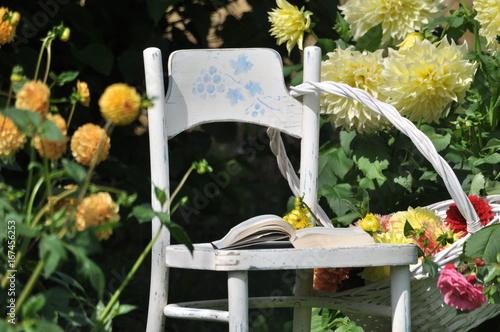 Photo  Relaks w ogrodzie