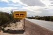 Caution Road Trains Entering, Western Australia