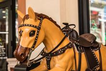 Rocking Horse Amusement Attraction