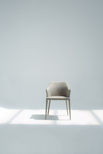 Beautiful Grey Chair In The St...