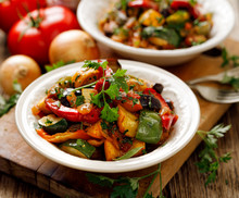 Ratatouille, Vegetable Stew Ma...