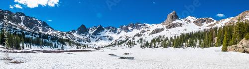 Photo Rocky Mountain Alpine Basin