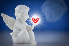 A Little Figure Of Angel