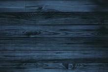 Dark Bluish Wood Texture