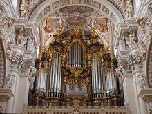 Klangwunder - Imposante Orgel Im Passauer Dom St. Stephan