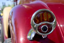 Vintage Stop Taillight