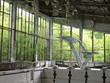 The abandoned Azure Swimming Pool