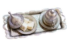 Turkish Coffee And Turkish Swe...