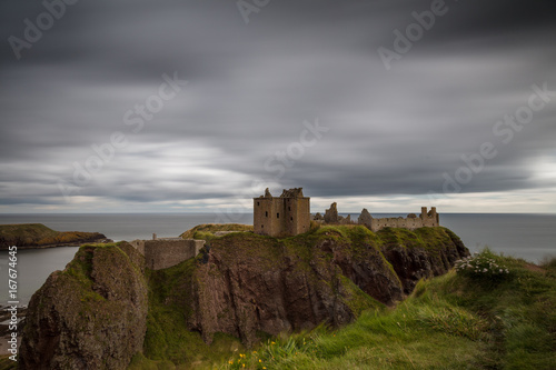 Dunottar Castle Wallpaper Mural