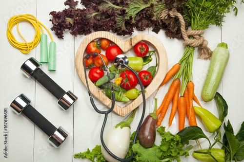 Fotografia  Fresh vegetables