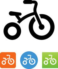 Trike Icon - Illustration