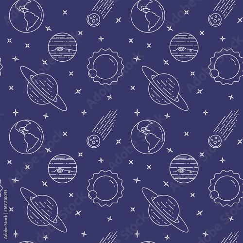 ikony-linii-podrozy-kosmicznych-elementy-planet-asteroidy-slonce-ziemia-bezszwowy-wzor