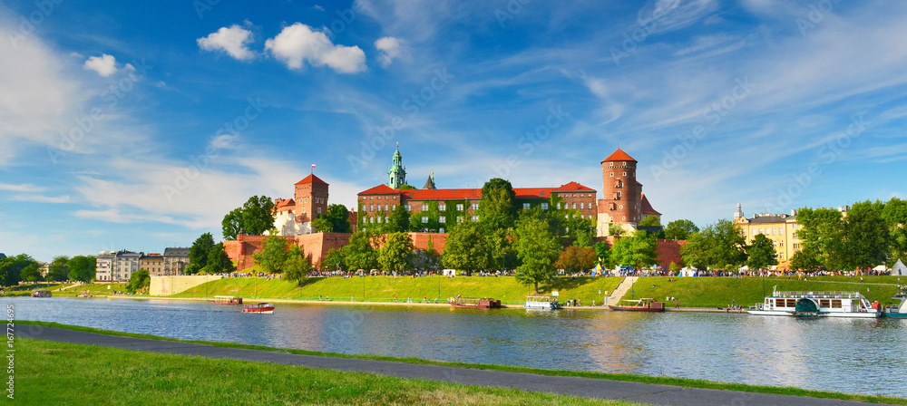 Fototapety, obrazy: Wawel castle, Poland