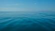 blue water surface of ocean
