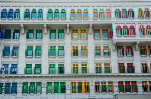 Photo  Old architecture in Singapore