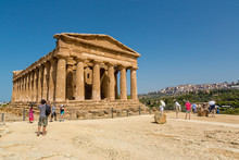 Agrigento, Italy - Valley Of T...