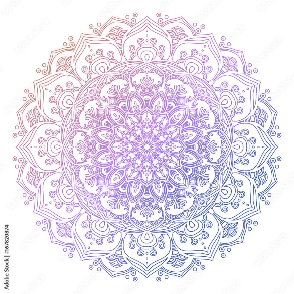 Photo  Mandala