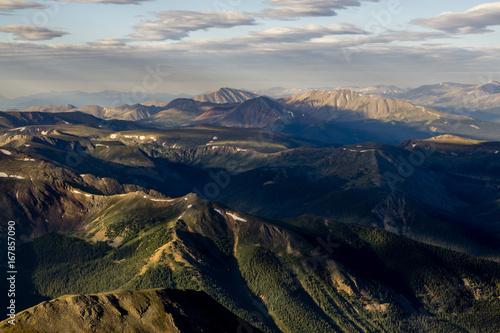 Grays Peak Summit Poster