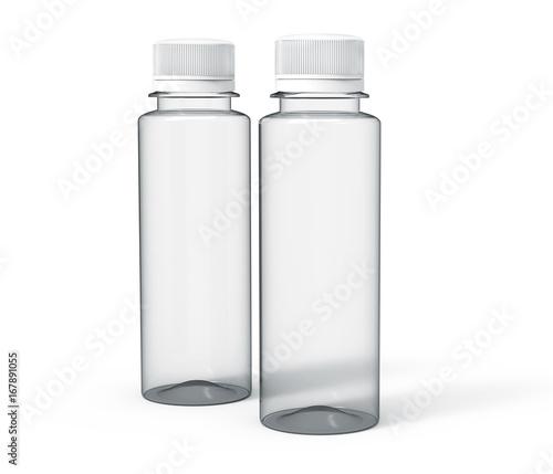 Fotografie, Obraz  Plastic bottle for drinks