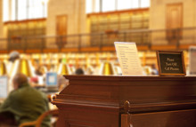 New York City Public Library, Manhattan District