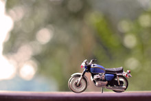 The Toy Motorcycle Lover