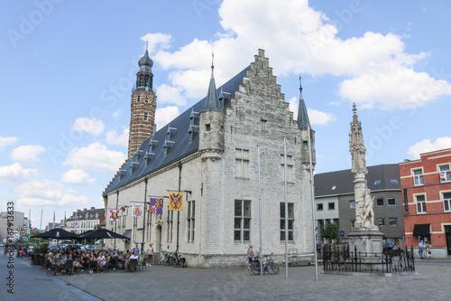 Valokuva Cloth hall in Herentals, Belgium