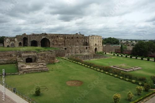 Photo  Golconda Fort