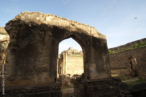 Photo  Golconda Fort
