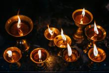 Diwali Festival In Kathmandu, Nepal