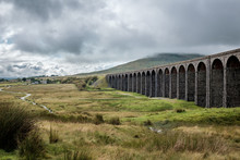 Famous Ribblehead Viaduct In Y...